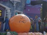 膨らんだかぼちゃ