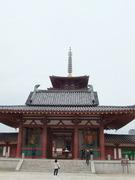 四天王寺の仁王門