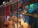 サンタのお家内のおもちゃ工場