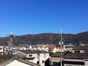 快晴の生駒山2012年12月3日午後