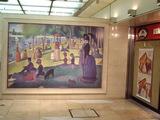 地下街の絵画6