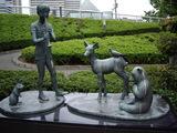 彫刻の全体像
