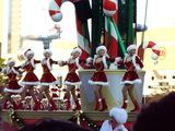 サンタのお姉さんのラインダンス2