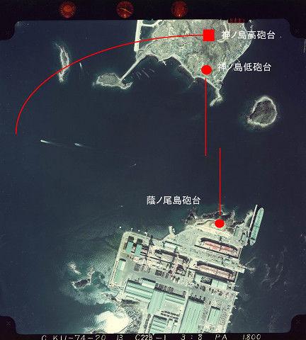 神ノ島高砲台7