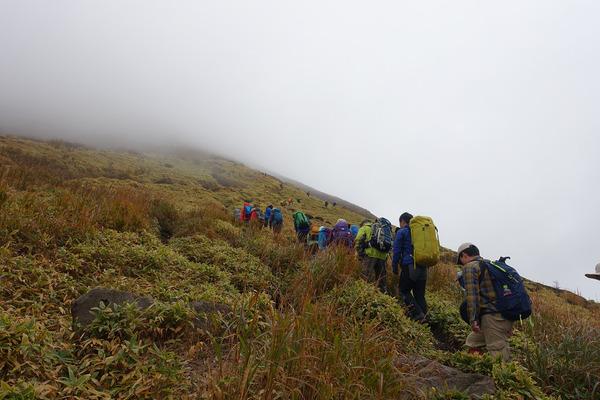 三俣山2018-2