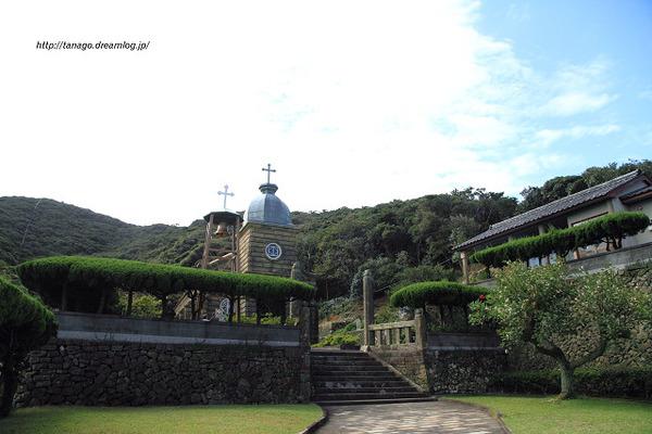 頭ケ島天主堂1