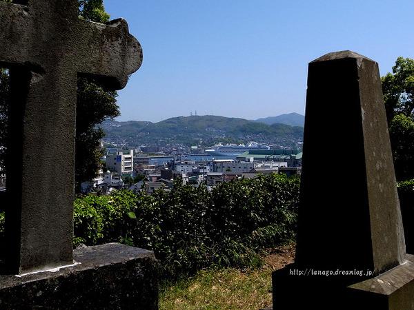 稲佐外人墓地2