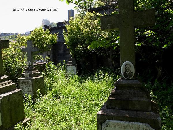 稲佐外人墓地4