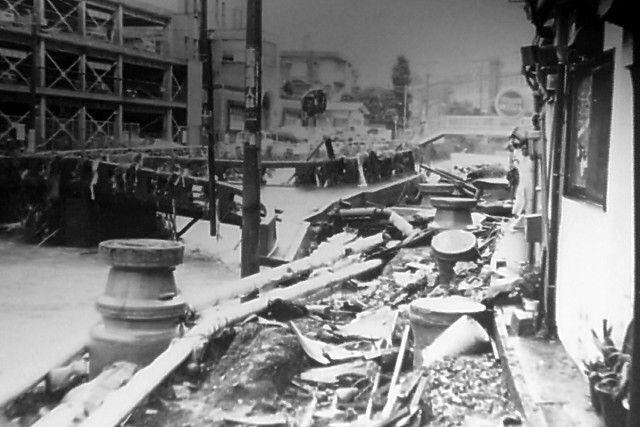 ... さるく日記:長崎大水害から30年