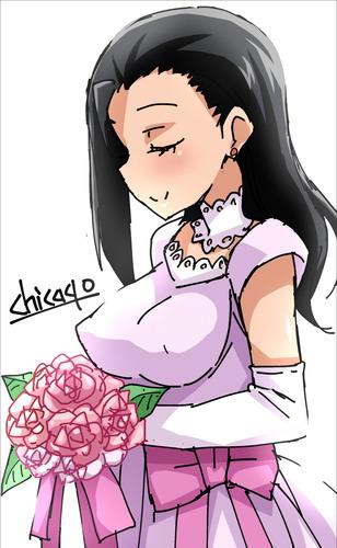 デュエマ-るるちゃん結婚