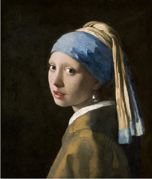 girl with a pearl earring 2