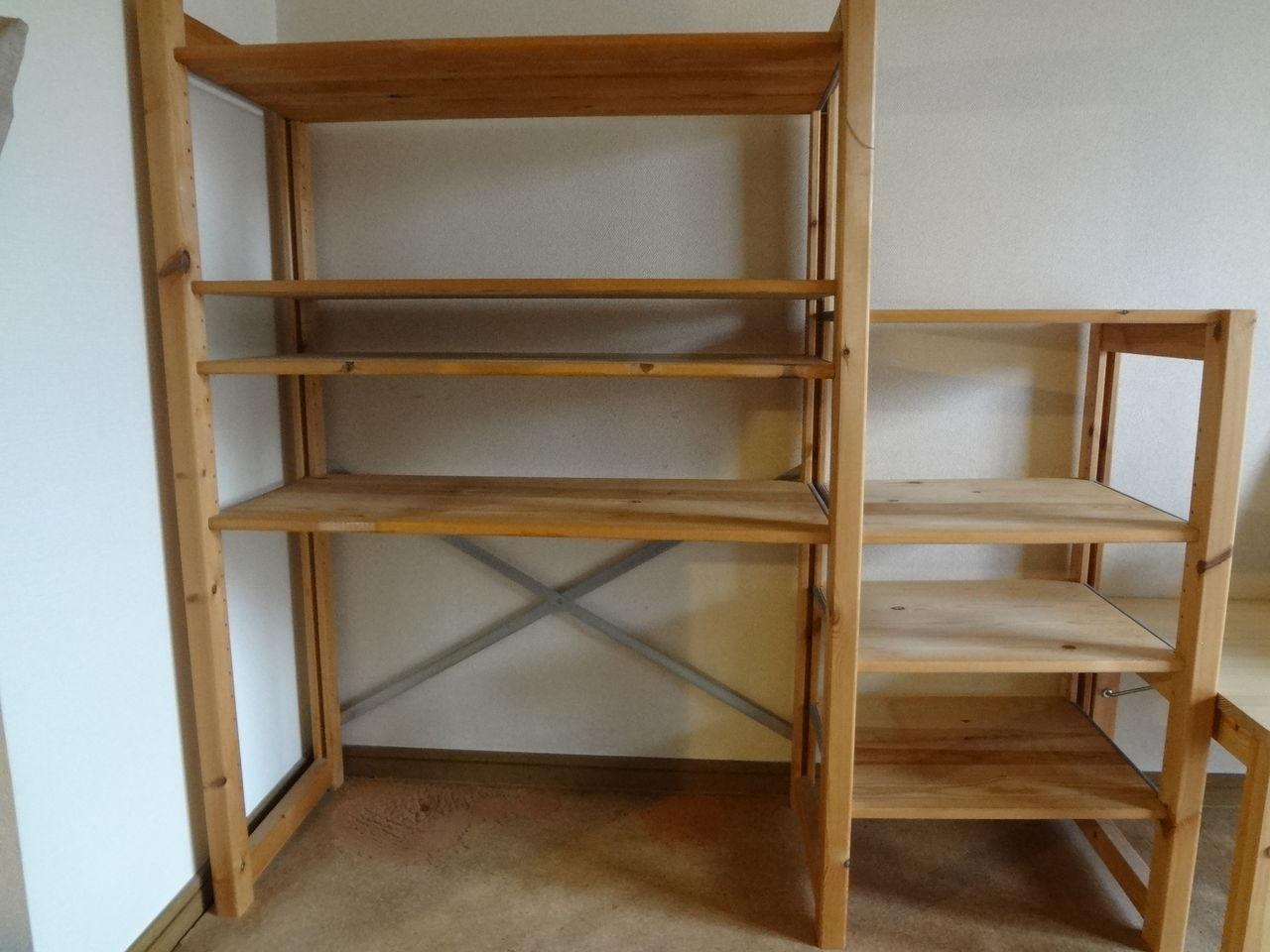 DIY 木材 パインシェルフ 棚板 450 × 150 × 15mm 集成材 ( DIY用