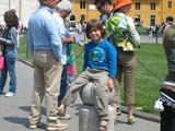 子供 イタリア