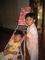 子供 カンボジア2