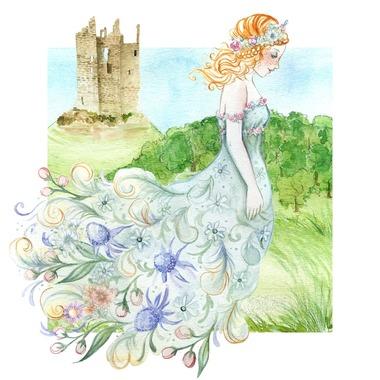 プリンセスと草原