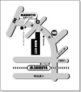 渋谷KABUTO_map