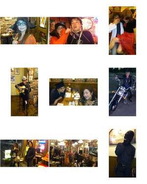 HalloweenParty@One'sDrive2