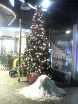 都会のクリスマス