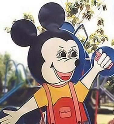 ディズニーのキャラっていうほど可愛いか?