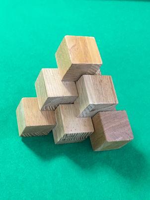 ブロックパズル001