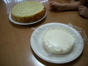 お誕生会ケーキ