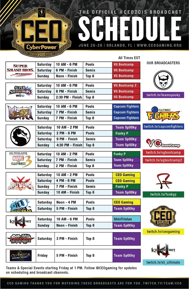 CEO2015_FinalStream_Schedule