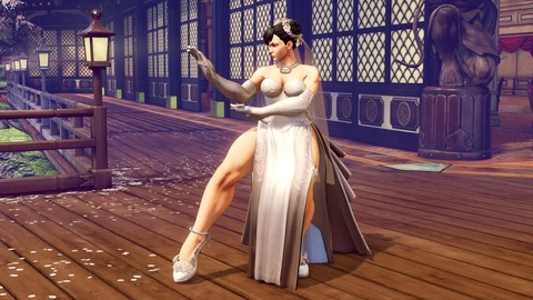 wedding-chunli