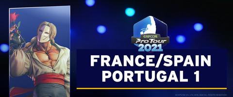 【スト5】「CAPCOM Pro Tour 2021 フランス&スペイン&ポルトガル大会1」結果まとめ