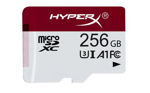 HyperX Gaming microSD Card
