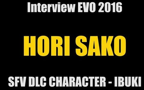 sako-evo2016interview