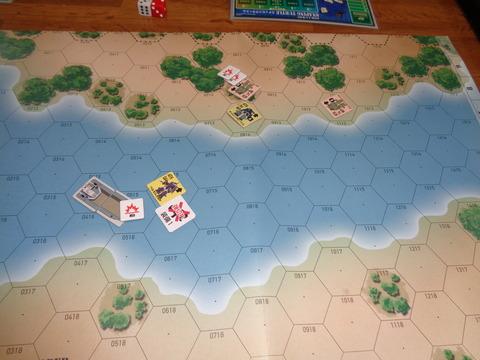 T1A2 今度はベルゼルガが弾切れも、カン・ユーのアームパンチが命中