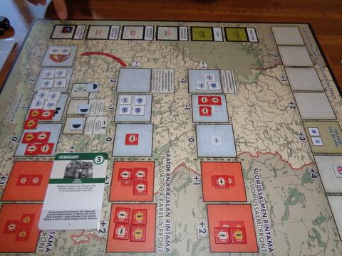 T5 スオムッサルミ戦線で攻勢