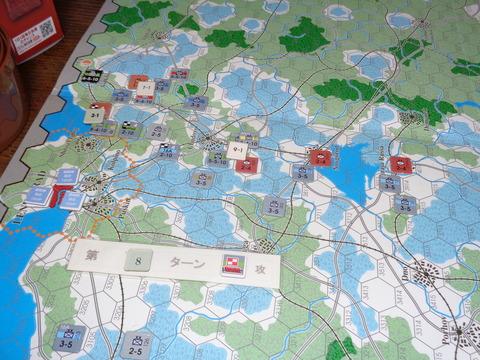 T8 ソ連軍の増援部隊を殲滅