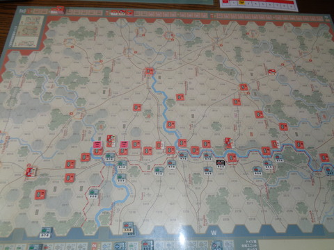 T1S1 前線防御と攻撃