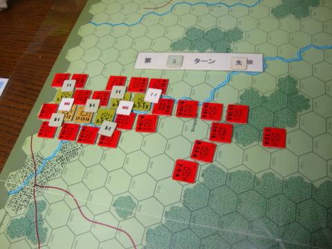 T5 ドレスデン、連合軍崩壊DSC05873