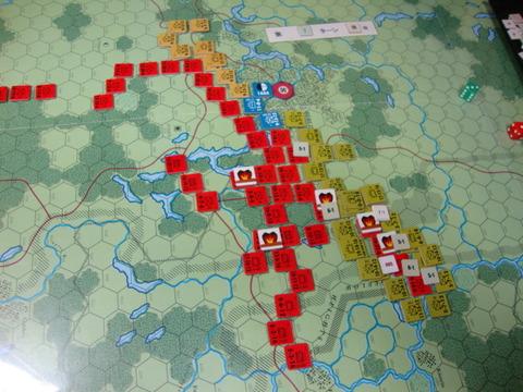T7連合軍 北端の崩壊DSC05879