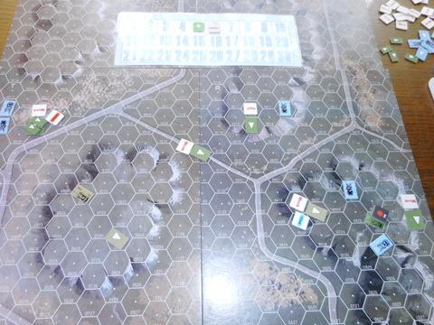 T6F5 炎に浮かび上がった07も撃破!