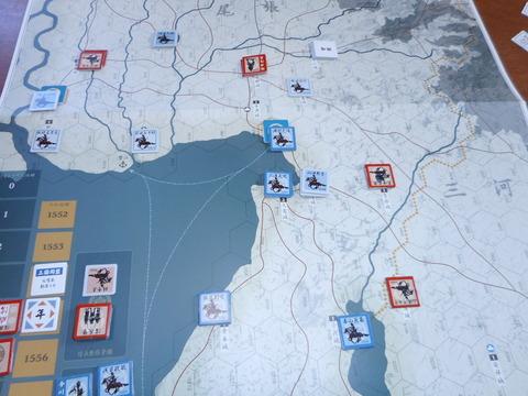 T4 熱田と津島を電撃占領で、サドンデス