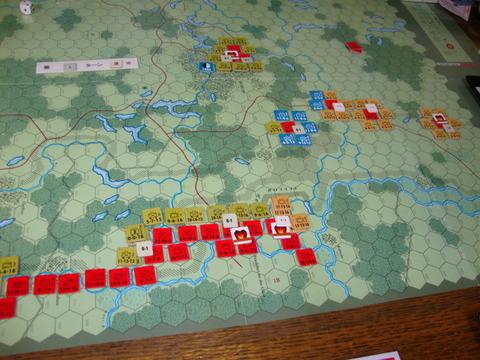T5連合軍、東端に追い詰めるDSC05916