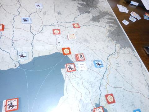 T3 離反した山口勢を包囲