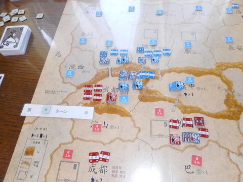 T8 武威奪還戦(第三次)