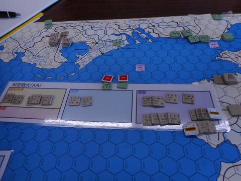 T3B 奇襲で昼間爆撃