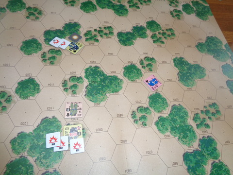 T3 殊勲のB号機が壊滅!カン・ユーはクリティカルを受けて転倒
