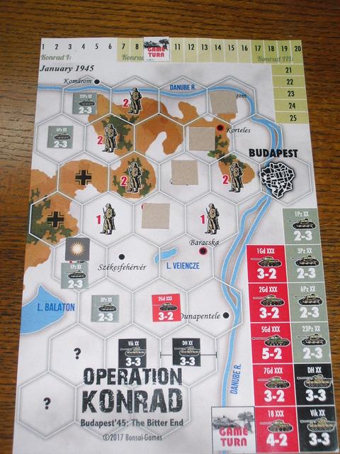 T8 3個師団の集中攻撃