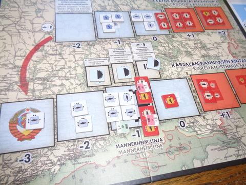 T5 マンネルハイム線へ第二次攻撃