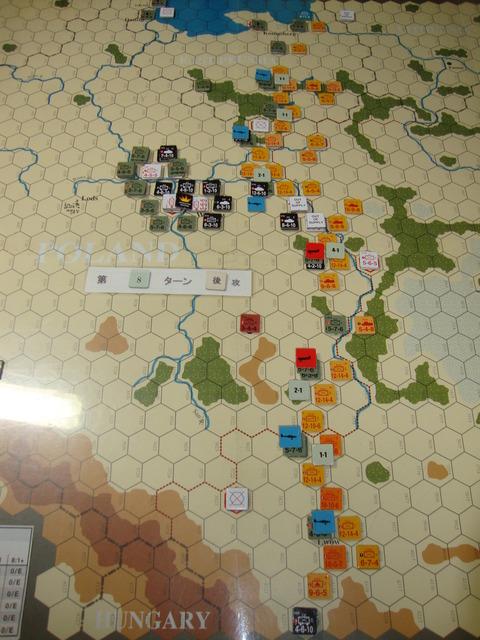 T8PS 激しい消耗戦の中、Warsaw陥落
