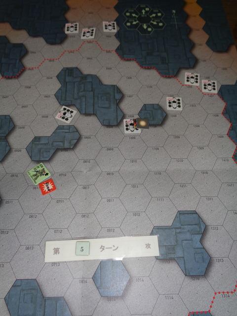 T5 中距離で4両目を撃破