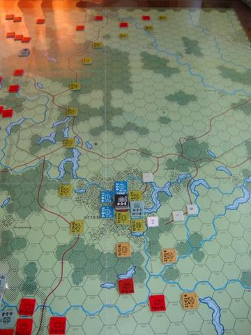 T2 西側 警戒線を展開、ソ連軍を阻止DSC06420
