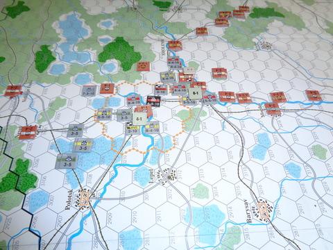 T4 スモレンスクへの突進