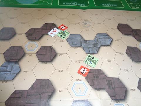 T3A3 コニン少尉が一方的に撃ち込む